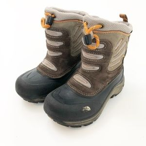 The North Face Youth Winter Snow Boots